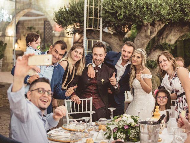 Il matrimonio di Valentina e Mario a Piazza Armerina, Enna 76