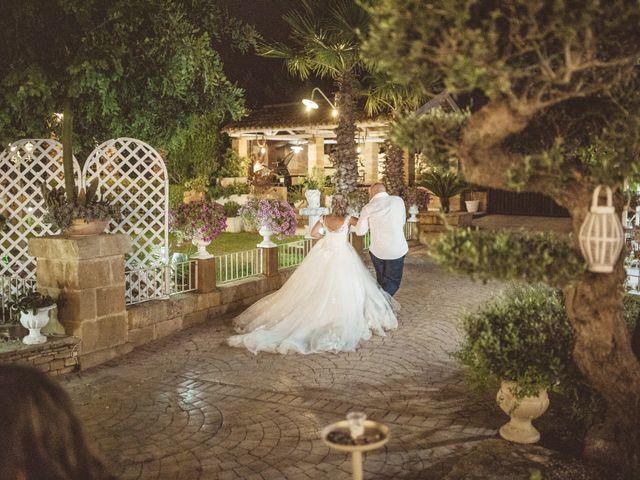 Il matrimonio di Valentina e Mario a Piazza Armerina, Enna 83