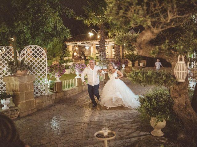 Il matrimonio di Valentina e Mario a Piazza Armerina, Enna 84