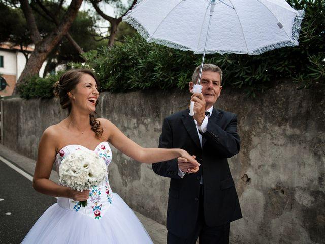 Il matrimonio di Niky e Dario a Livorno, Livorno 20