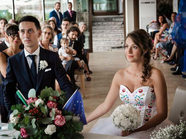 Il matrimonio di Niky e Dario a Livorno, Livorno 25