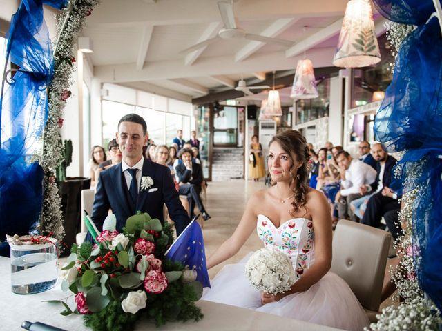 Il matrimonio di Niky e Dario a Livorno, Livorno 27