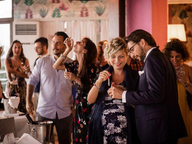 Il matrimonio di Niky e Dario a Livorno, Livorno 53