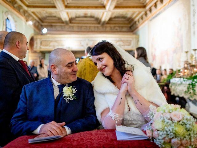 Il matrimonio di Mirco e Isabella a Cortona, Arezzo 5