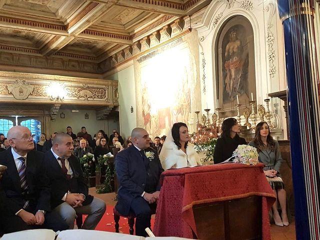 Il matrimonio di Mirco e Isabella a Cortona, Arezzo 6