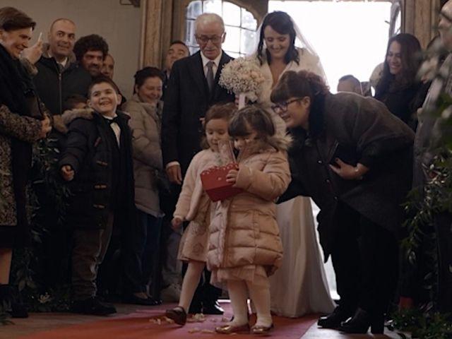 Il matrimonio di Mirco e Isabella a Cortona, Arezzo 14