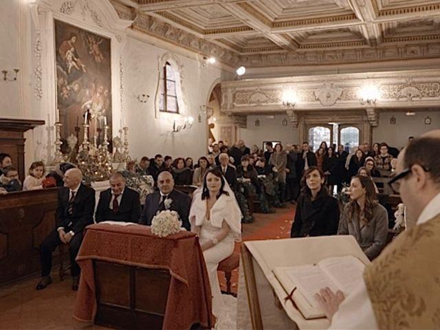 Il matrimonio di Mirco e Isabella a Cortona, Arezzo 15