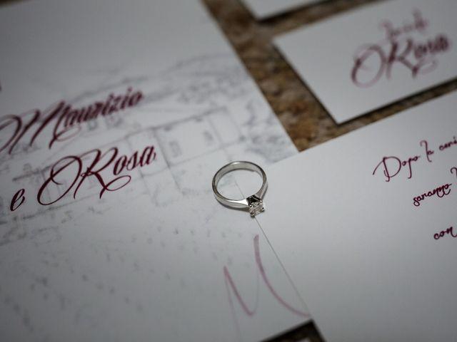 Il matrimonio di Maurizio e Rosa a Cosenza, Cosenza 9