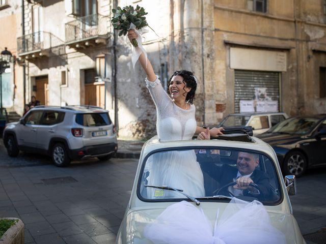 Il matrimonio di Maurizio e Rosa a Cosenza, Cosenza 22