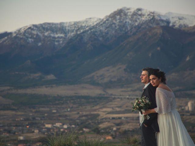 Le nozze di Rosa e Maurizio