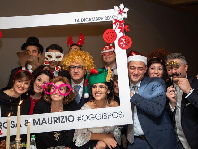 Il matrimonio di Maurizio e Rosa a Cosenza, Cosenza 35