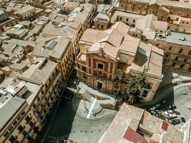 Il matrimonio di Chiara e Raimondo a Caltanissetta, Caltanissetta 83