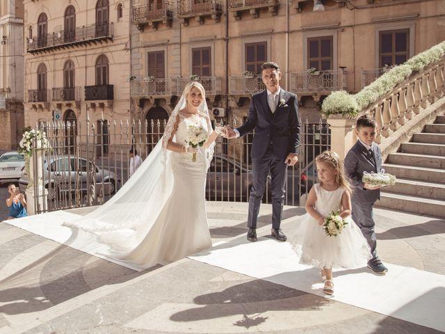 Il matrimonio di Chiara e Raimondo a Caltanissetta, Caltanissetta 103