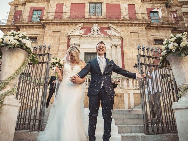 Il matrimonio di Chiara e Raimondo a Caltanissetta, Caltanissetta 119