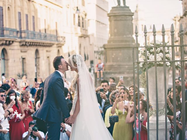 Il matrimonio di Chiara e Raimondo a Caltanissetta, Caltanissetta 121