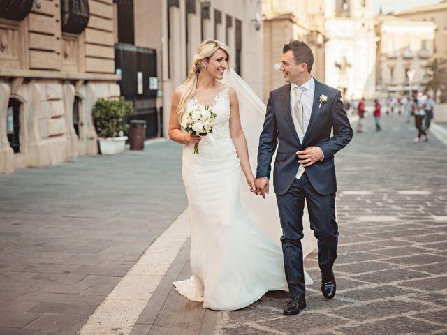 Il matrimonio di Chiara e Raimondo a Caltanissetta, Caltanissetta 124