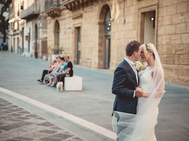 Il matrimonio di Chiara e Raimondo a Caltanissetta, Caltanissetta 125