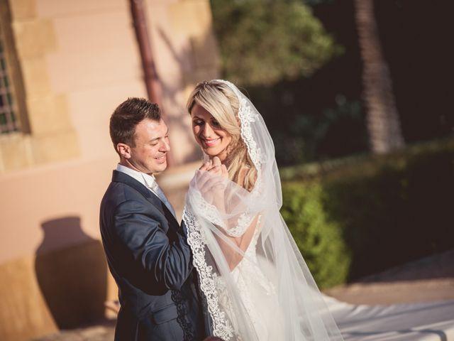 Il matrimonio di Chiara e Raimondo a Caltanissetta, Caltanissetta 131