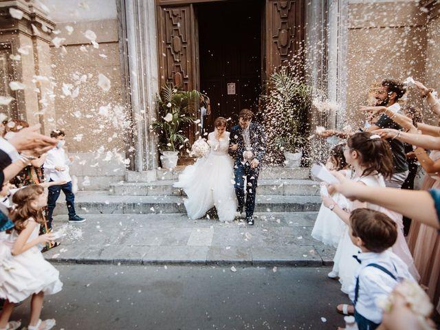 Il matrimonio di Pasquale e Claudia a Palermo, Palermo 16