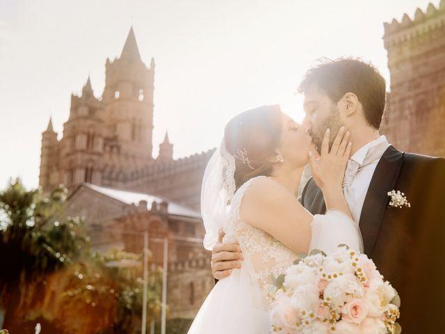 Il matrimonio di Pasquale e Claudia a Palermo, Palermo 18