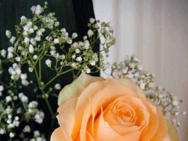 Il matrimonio di Cristina e Omar a Pieve a Nievole, Pistoia 5