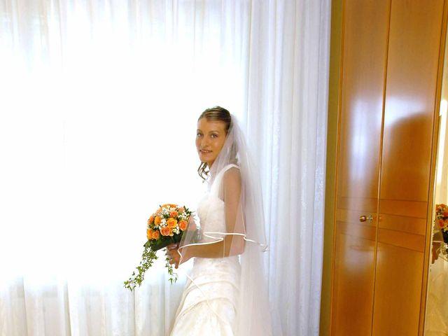 Il matrimonio di Cristina e Omar a Pieve a Nievole, Pistoia 6