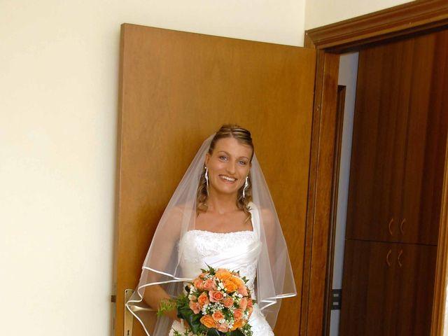 Il matrimonio di Cristina e Omar a Pieve a Nievole, Pistoia 9