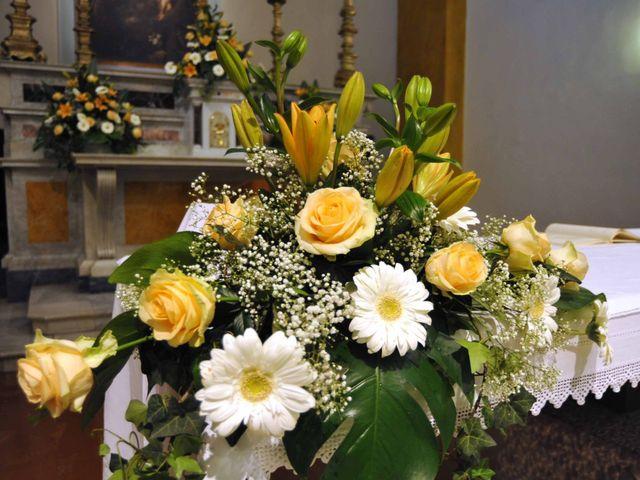 Il matrimonio di Cristina e Omar a Pieve a Nievole, Pistoia 11