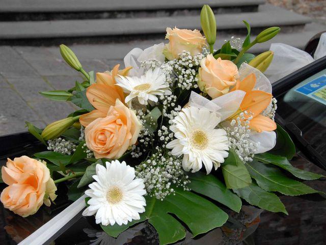 Il matrimonio di Cristina e Omar a Pieve a Nievole, Pistoia 20