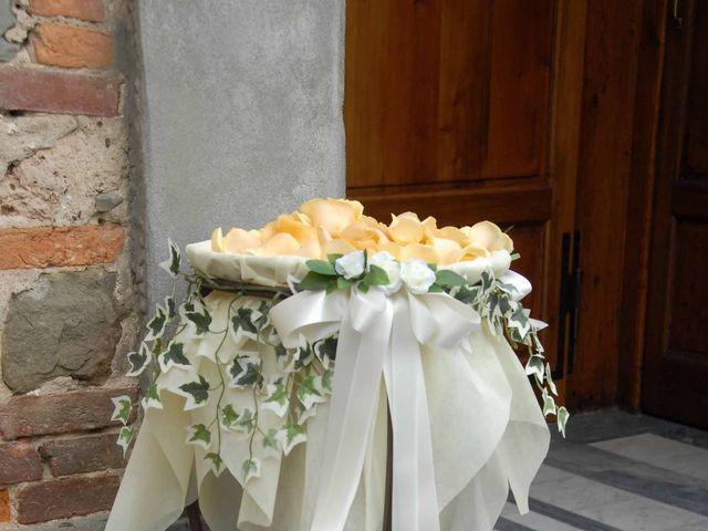 Il matrimonio di Cristina e Omar a Pieve a Nievole, Pistoia 21