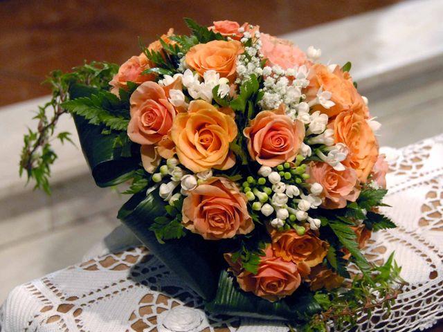 Il matrimonio di Cristina e Omar a Pieve a Nievole, Pistoia 22
