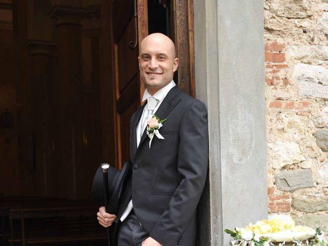 Il matrimonio di Cristina e Omar a Pieve a Nievole, Pistoia 23