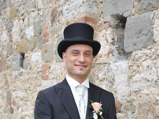 Il matrimonio di Cristina e Omar a Pieve a Nievole, Pistoia 26
