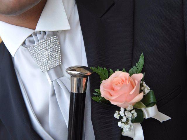 Il matrimonio di Cristina e Omar a Pieve a Nievole, Pistoia 28