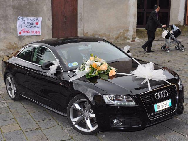 Il matrimonio di Cristina e Omar a Pieve a Nievole, Pistoia 30