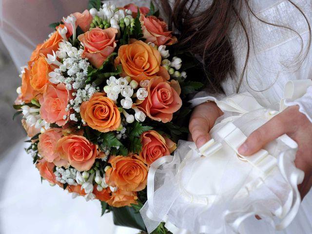 Il matrimonio di Cristina e Omar a Pieve a Nievole, Pistoia 33