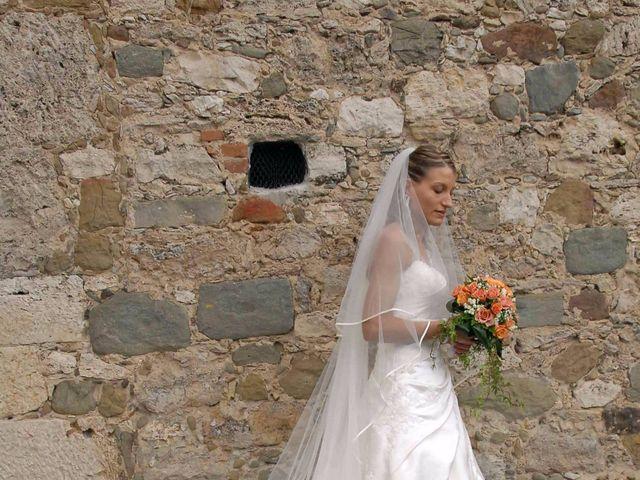 Il matrimonio di Cristina e Omar a Pieve a Nievole, Pistoia 34