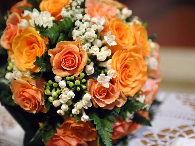 Il matrimonio di Cristina e Omar a Pieve a Nievole, Pistoia 35
