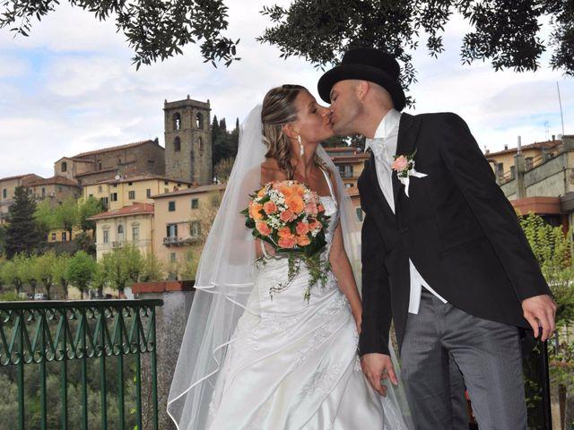 Il matrimonio di Cristina e Omar a Pieve a Nievole, Pistoia 37
