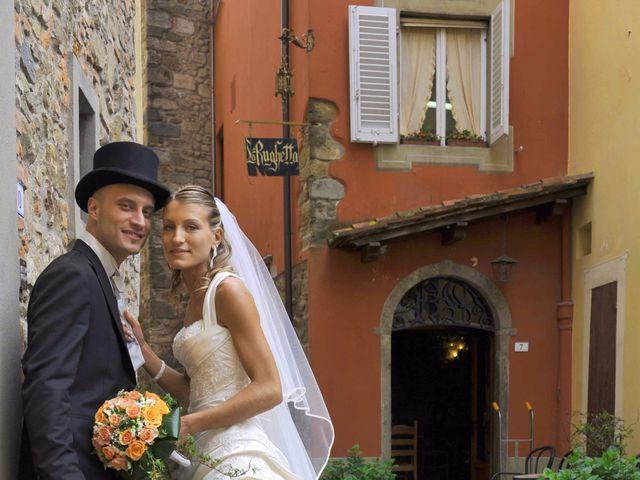 Il matrimonio di Cristina e Omar a Pieve a Nievole, Pistoia 40