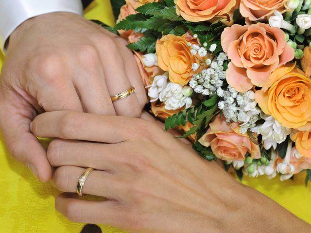 Il matrimonio di Cristina e Omar a Pieve a Nievole, Pistoia 41