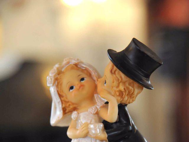 Il matrimonio di Cristina e Omar a Pieve a Nievole, Pistoia 44