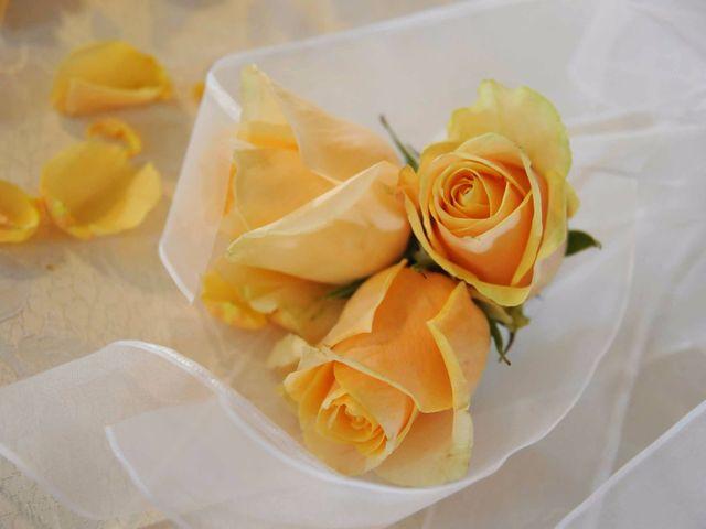 Il matrimonio di Cristina e Omar a Pieve a Nievole, Pistoia 45