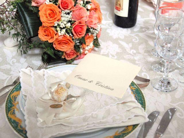 Il matrimonio di Cristina e Omar a Pieve a Nievole, Pistoia 48