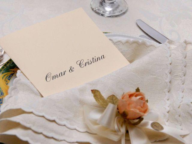 Il matrimonio di Cristina e Omar a Pieve a Nievole, Pistoia 50