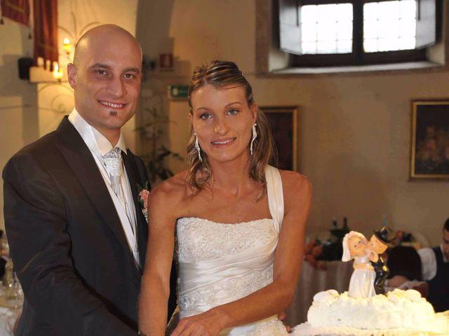 Il matrimonio di Cristina e Omar a Pieve a Nievole, Pistoia 52