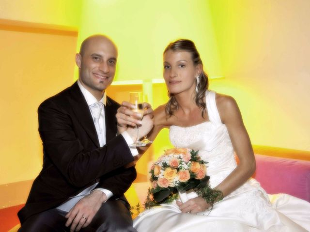 Il matrimonio di Cristina e Omar a Pieve a Nievole, Pistoia 1