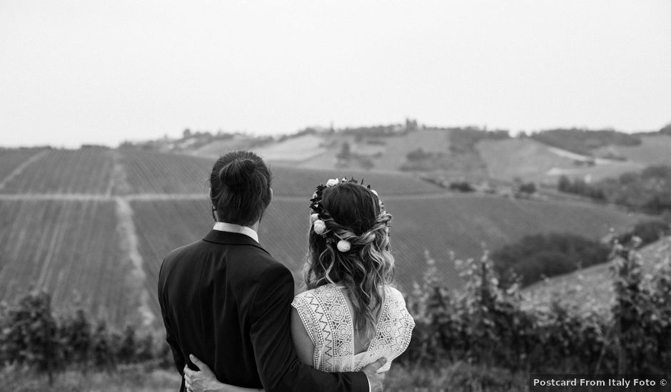 Il matrimonio di Luca e Francesca a Pavia, Pavia