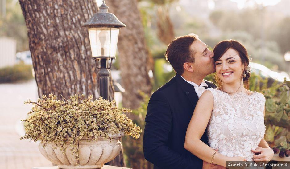 Il matrimonio di Giuseppe e Jessica a Licata, Agrigento