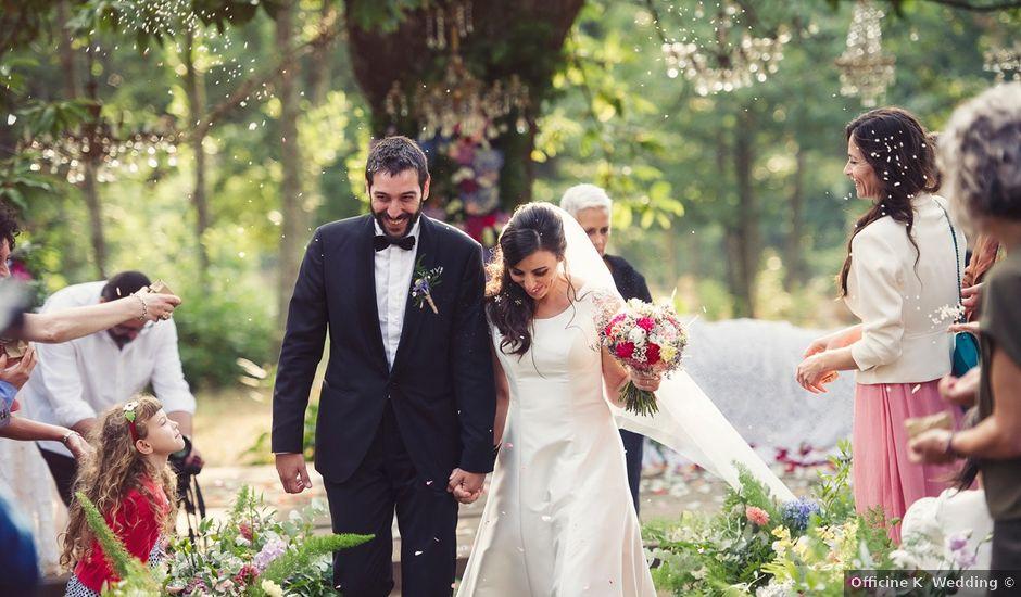 Il matrimonio di Mario e Valentina a Viterbo, Viterbo